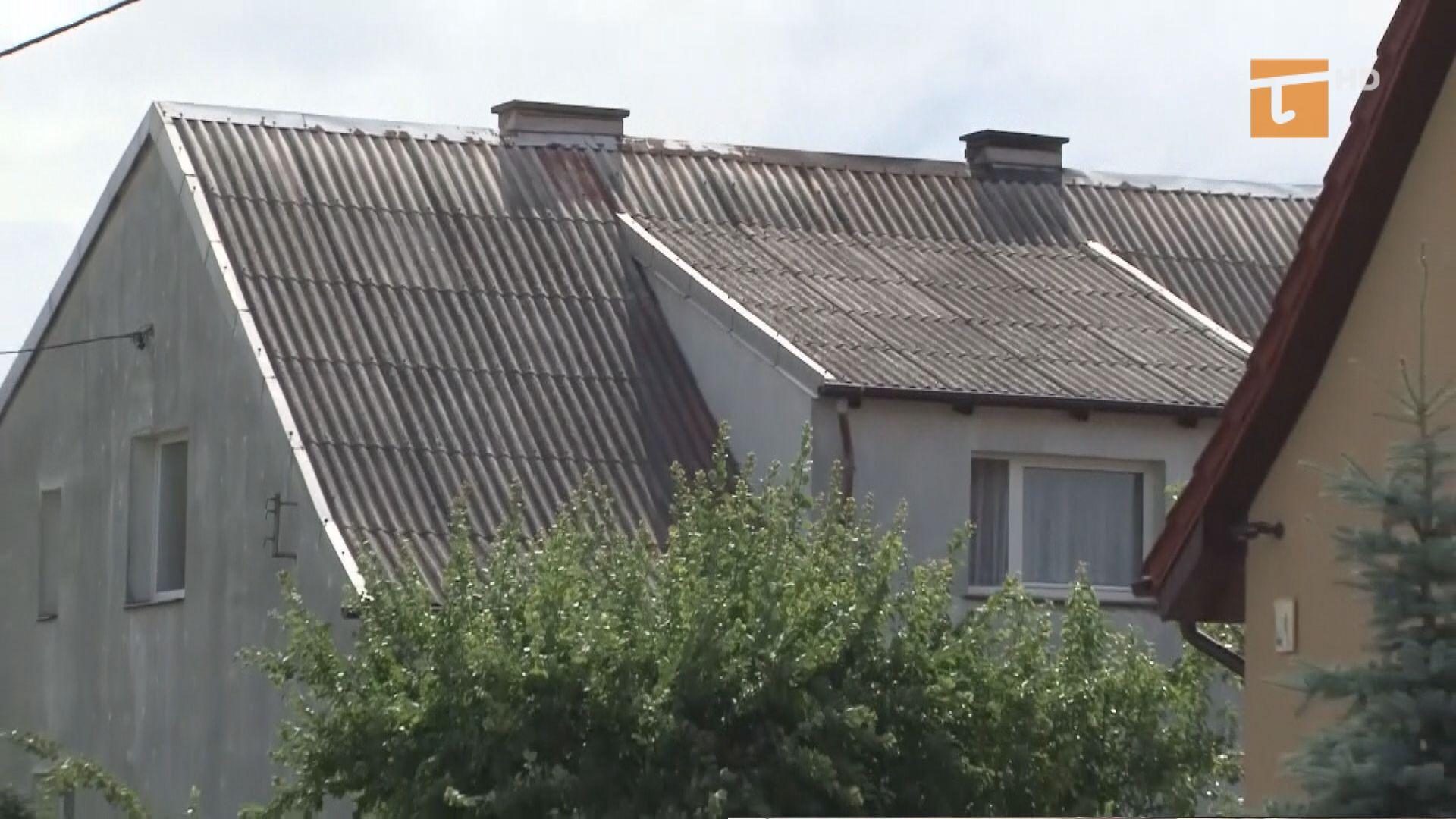 Tczewianie oraz wspólnoty mieszkaniowe mogą do ratusza składać wnioski o dotację na usuwanie azbestu