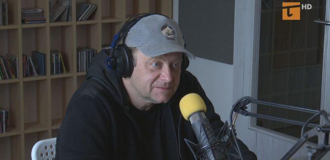Olaf Lubaszenko gościem Radia Tczew