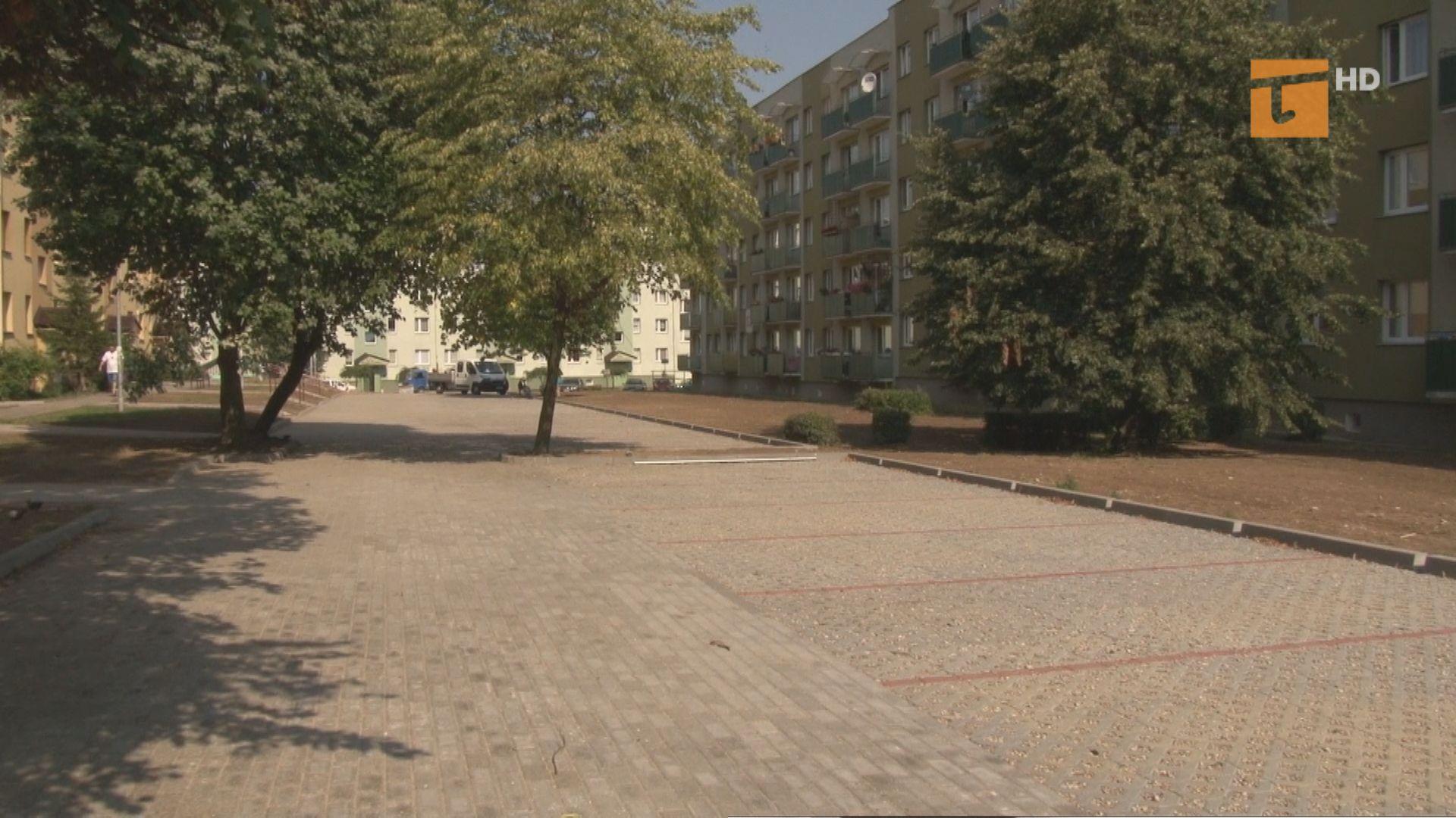 Spółdzielnia mieszkaniowa ukończyła prace związane z budową nowego parkingu osiedlowego