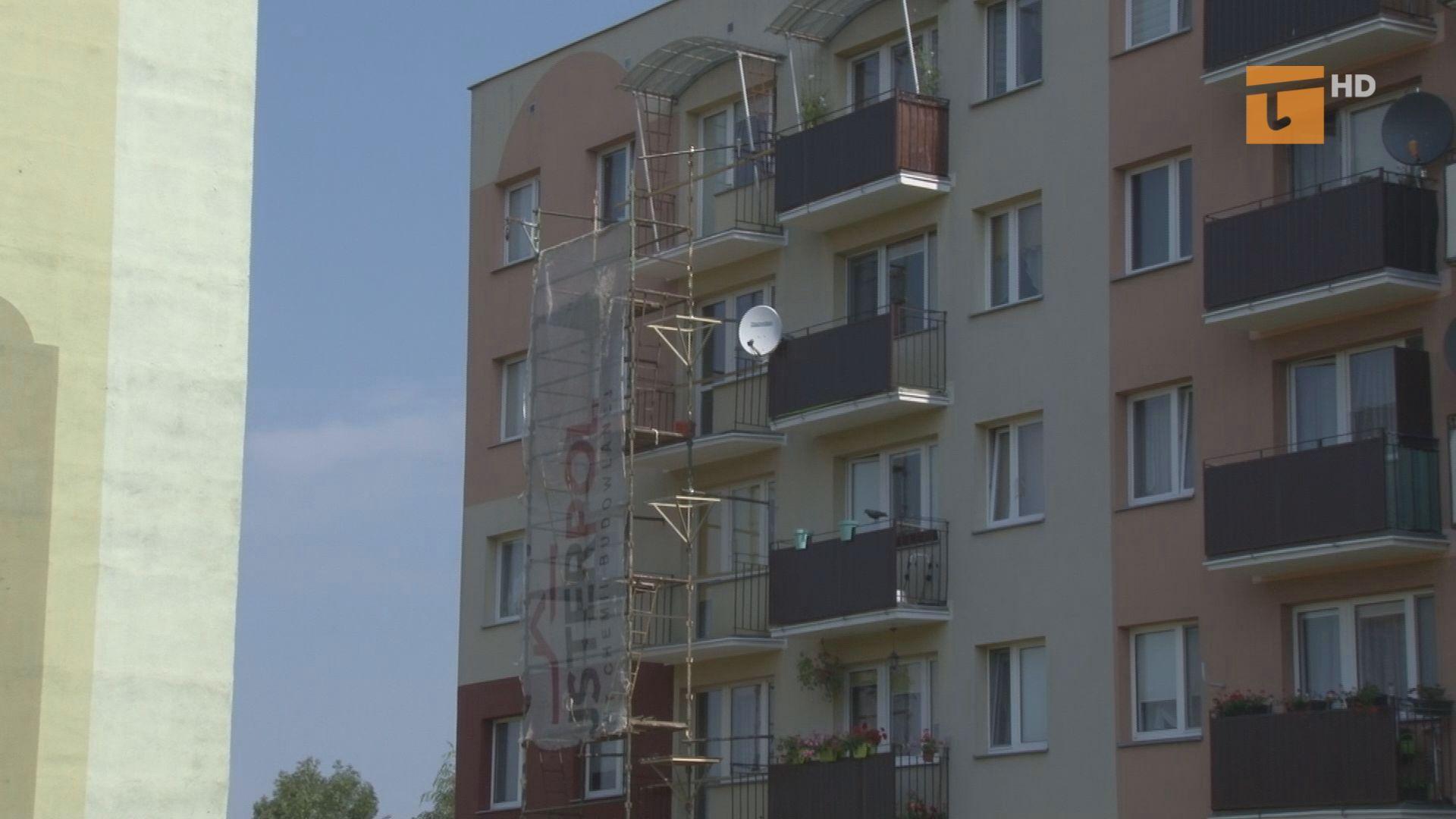 W tym roku spółdzielnia mieszkaniowa wyremontuje około ośmiuset balkonów