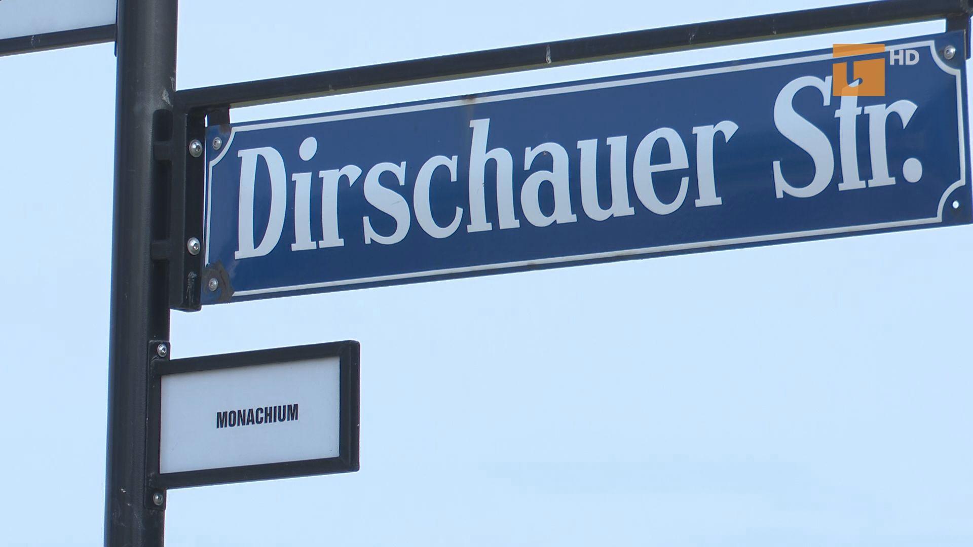 Dirschauer Strasse