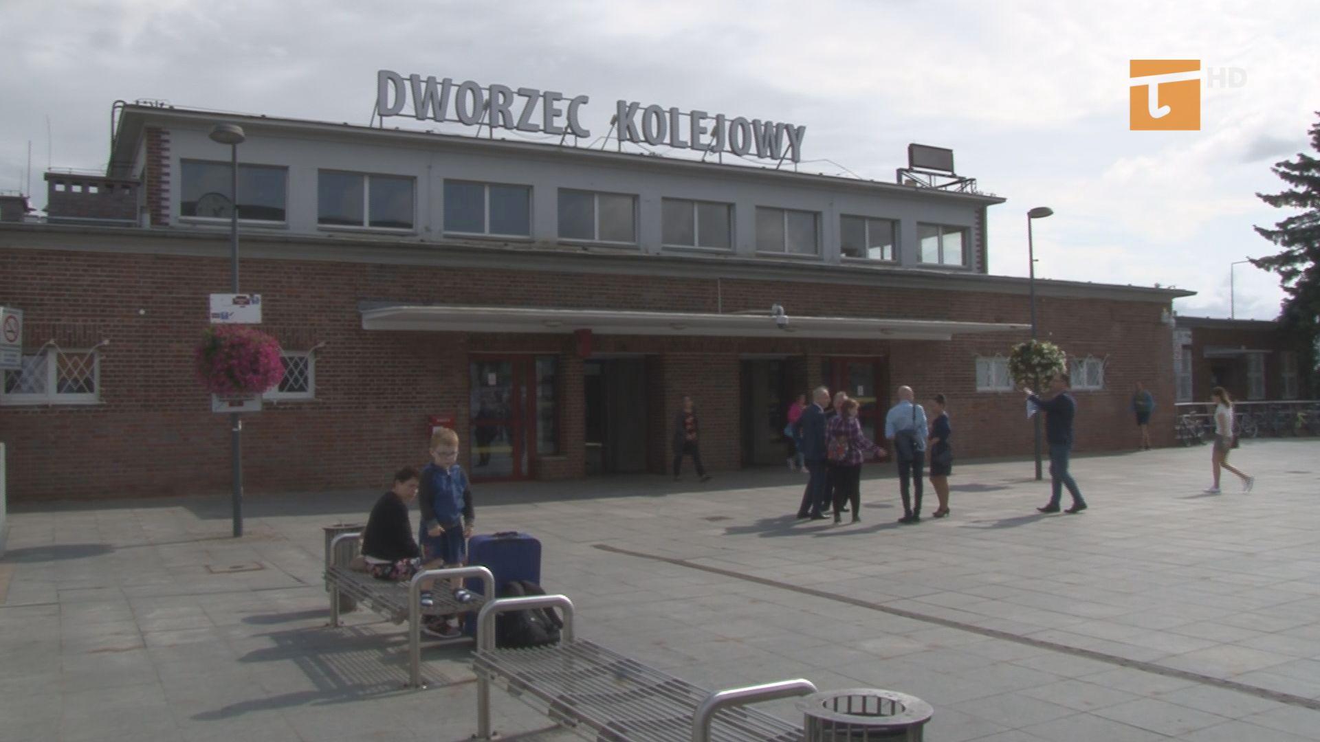 remont dworca potrwa dwa lata