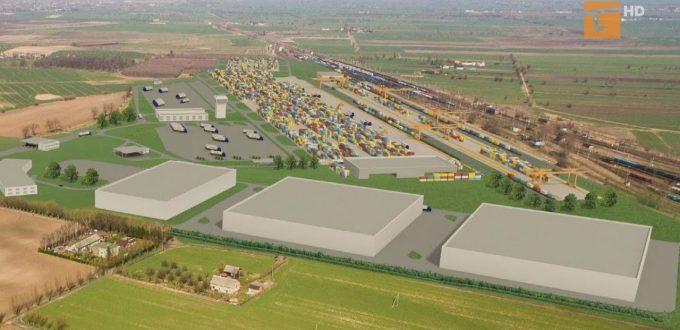 Budowa suchego portu w 2020 roku