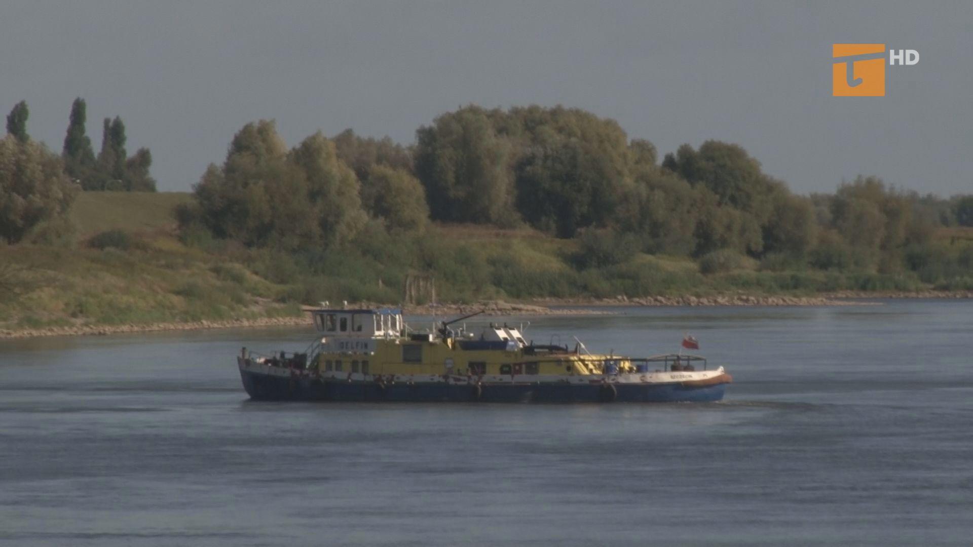 """Skażona woda z oczyszczalni ścieków """"Czajka"""" miała zgodnie z komunikatami w nocy z 5 na 6 września dotrzeć do Tczewa,"""
