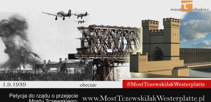 Most Tczewski jak Westerplatte
