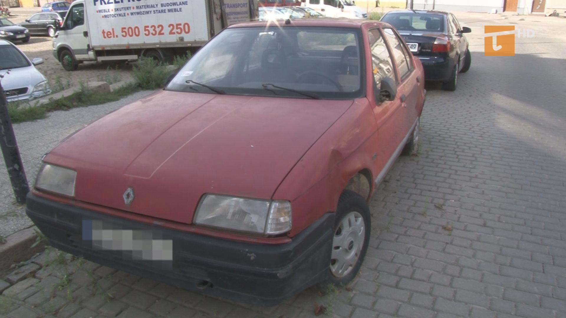Porzucone auta