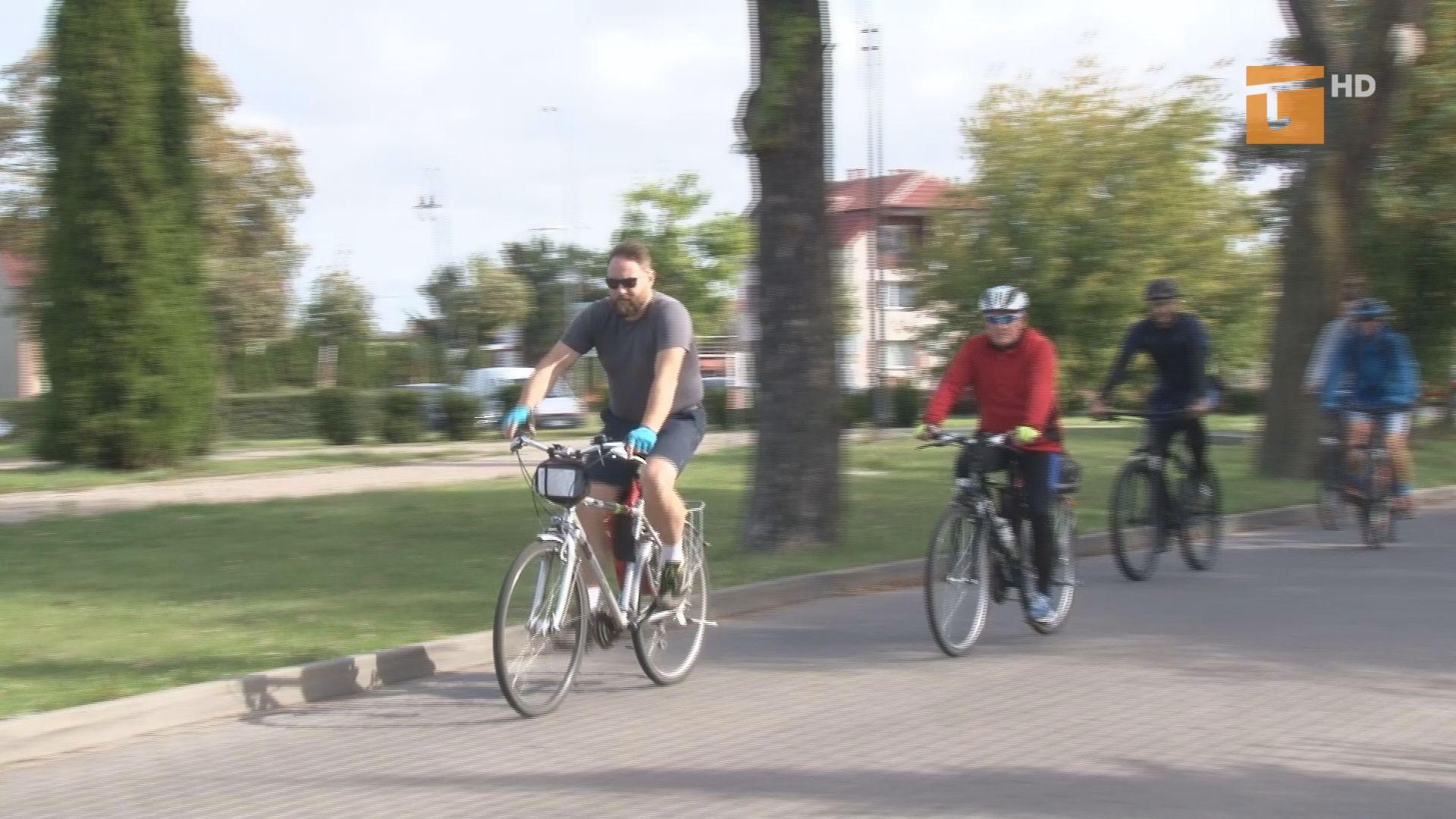 Ruszyła rowerowa akcja MIŁO!