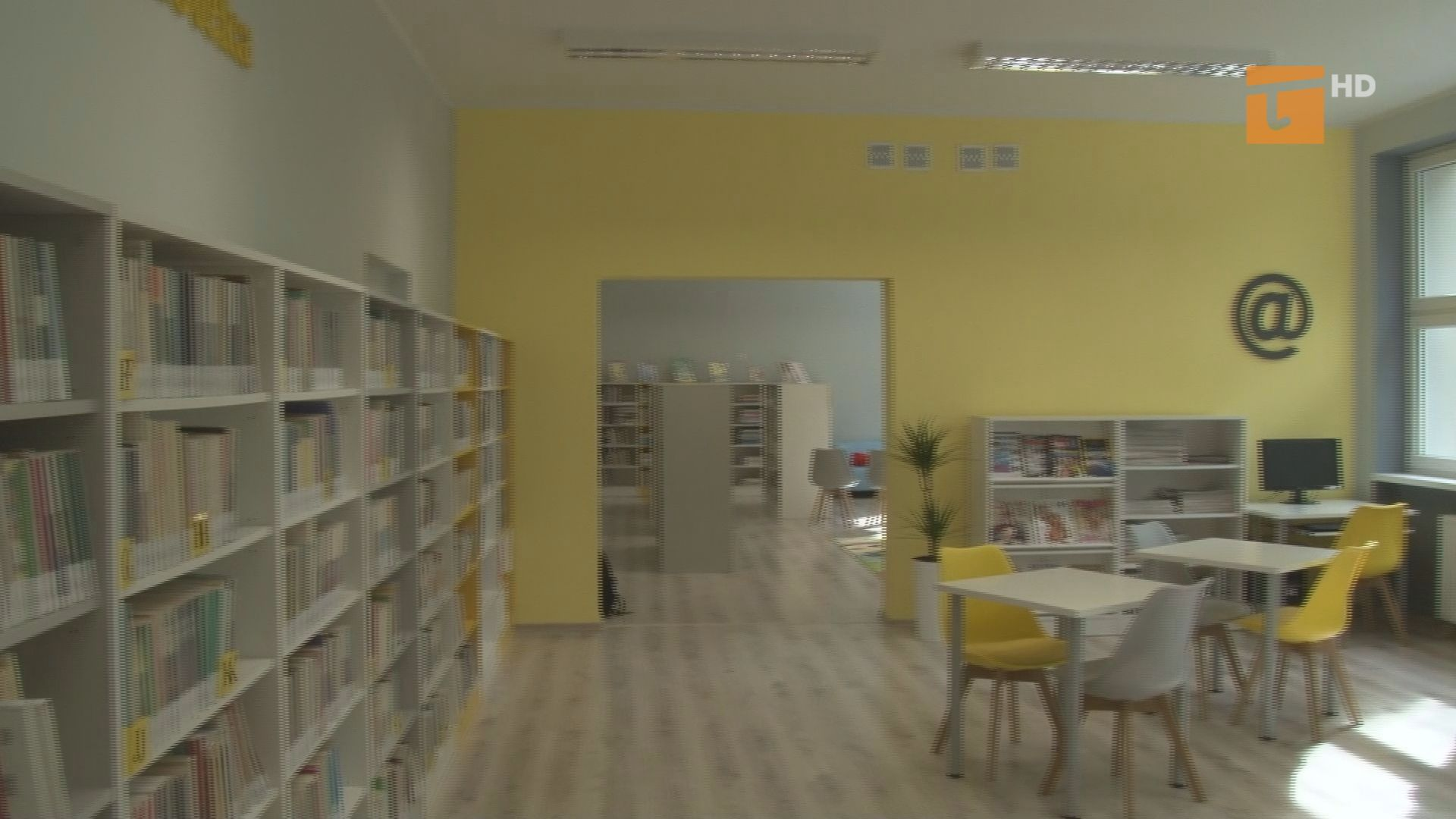 Filia nr 3 Miejskiej Biblioteki Publicznej na Suchostrzygach jest już po remoncie