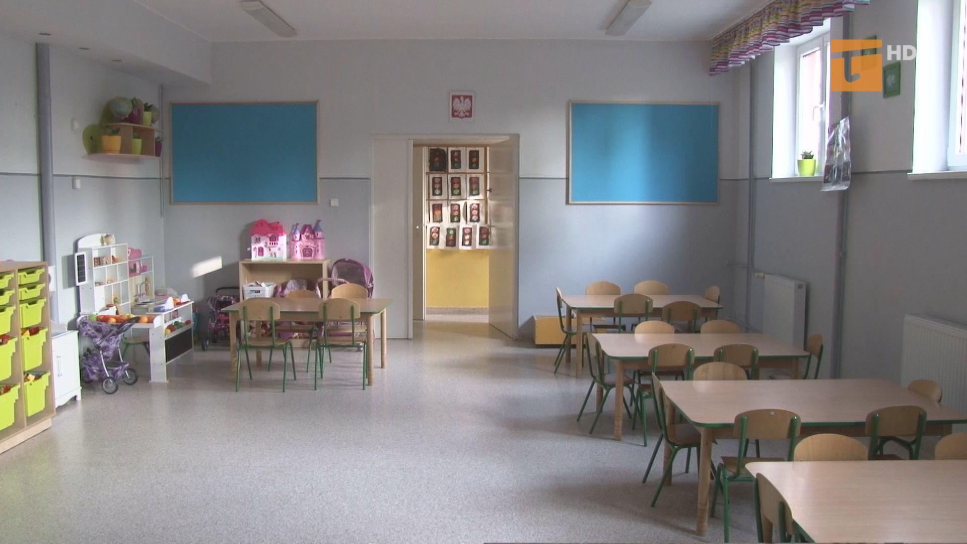 Wyremontowano klasy po ulewie