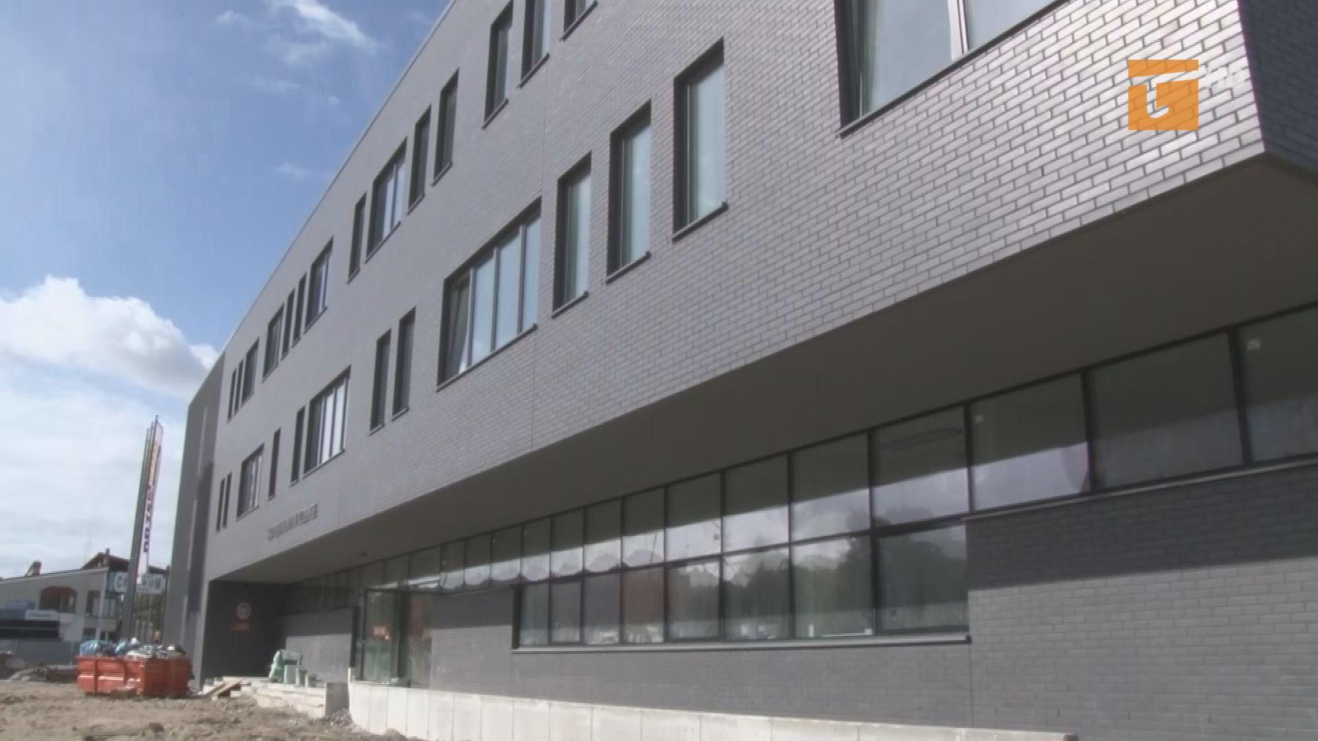 Prace budowlane przy budynku sądu rejonowego są już na ukończeniu