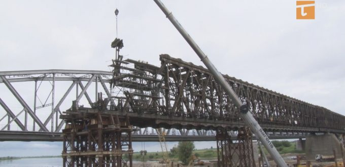 Konserwator wstrzymał odbudowę mostu
