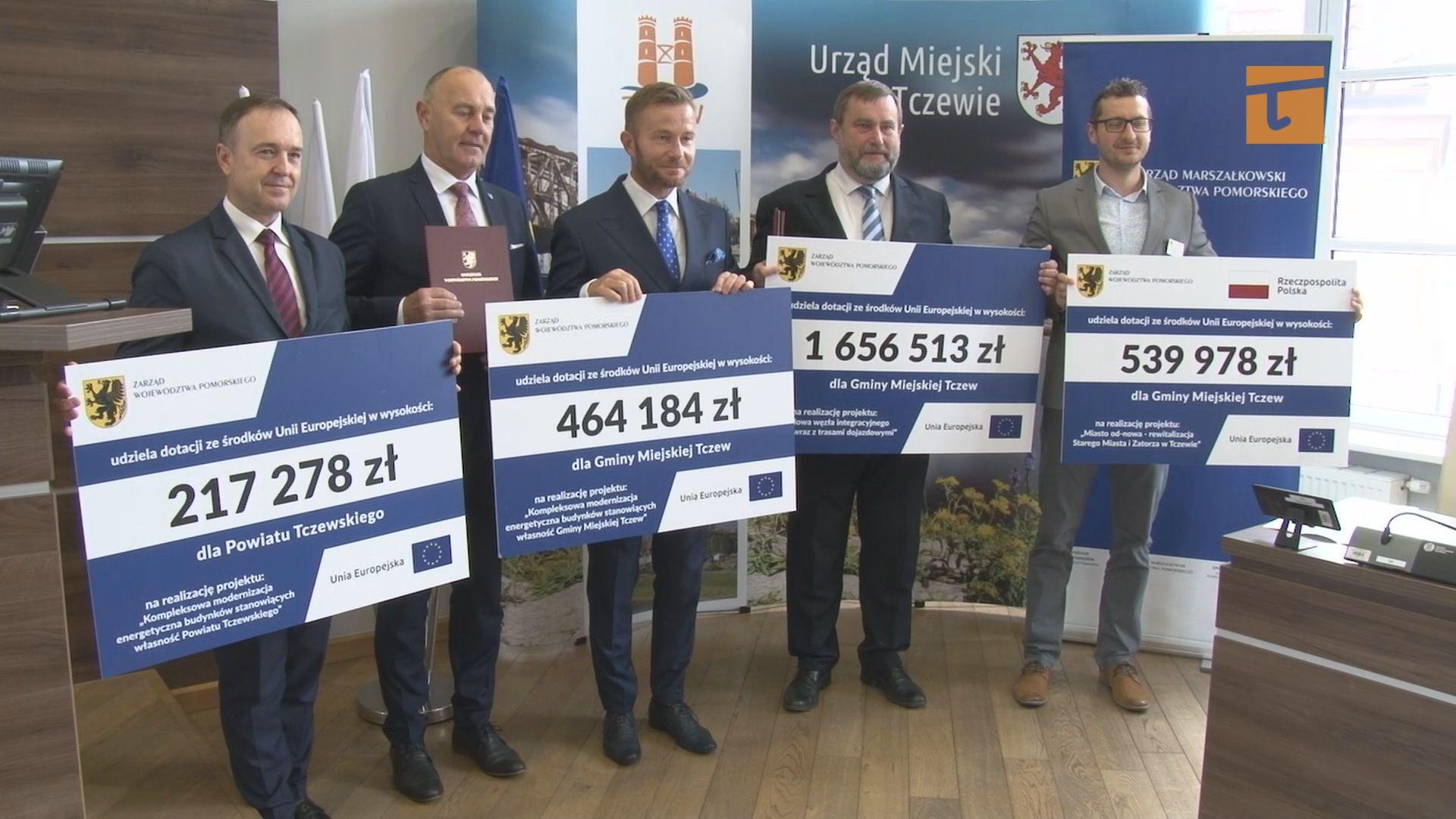 Trzy miliony zł na unijne inwestycje