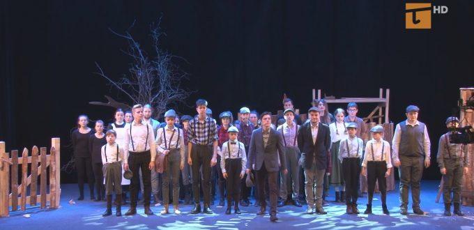 chłopcy musical