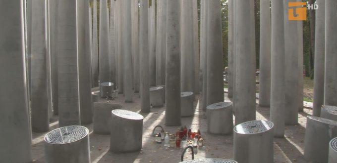 Odsłonięto pomnik w Lesie Szpęgawskim