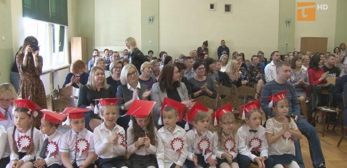 Miejska uroczysta gala z okazji Dnia Edukacji Narodowej odbyła się w szkole podstawowej nr 5