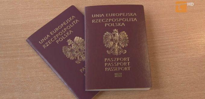 Po paszport znów do Tczewa