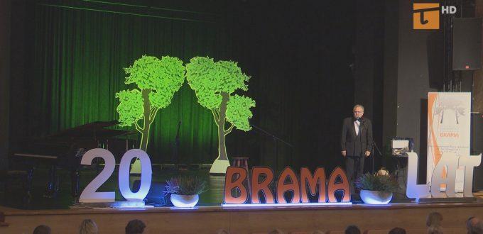 20-lecie Brama