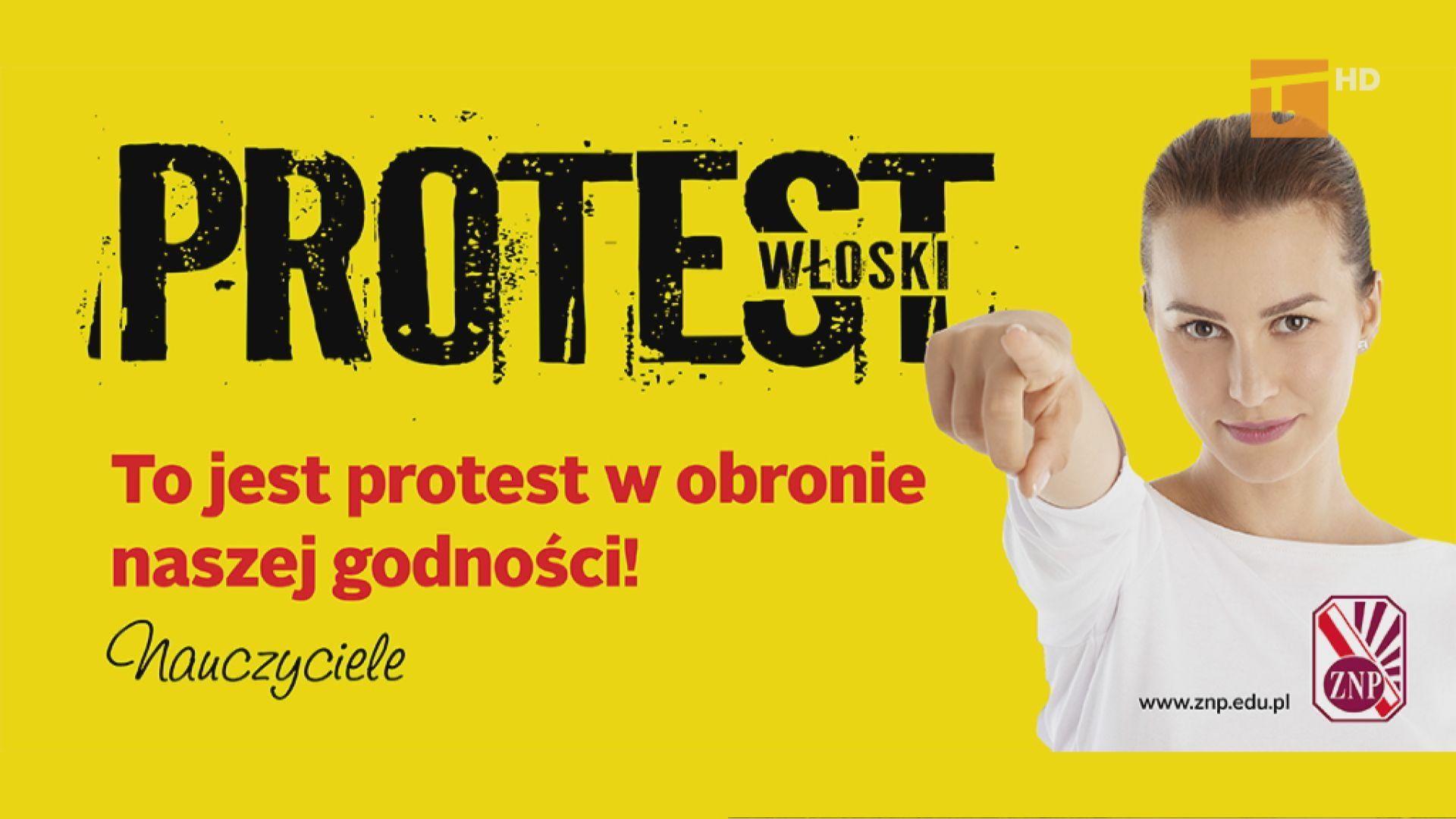 Protest nauczycieli ominie Tczew