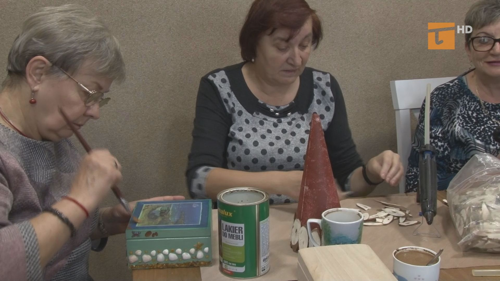 Starsi tczewianie spotykają się towarzysko w Klubie Seniora Plus, by rozwijać swoje umiejętności