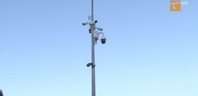 Mieszkańcy Suchostrzyg będą się czuć bezpieczniej, dzięki zamontowanym kamerom