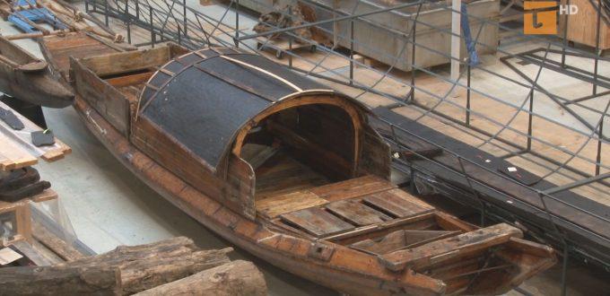 Unikalne łodzie trafiły do CKWS