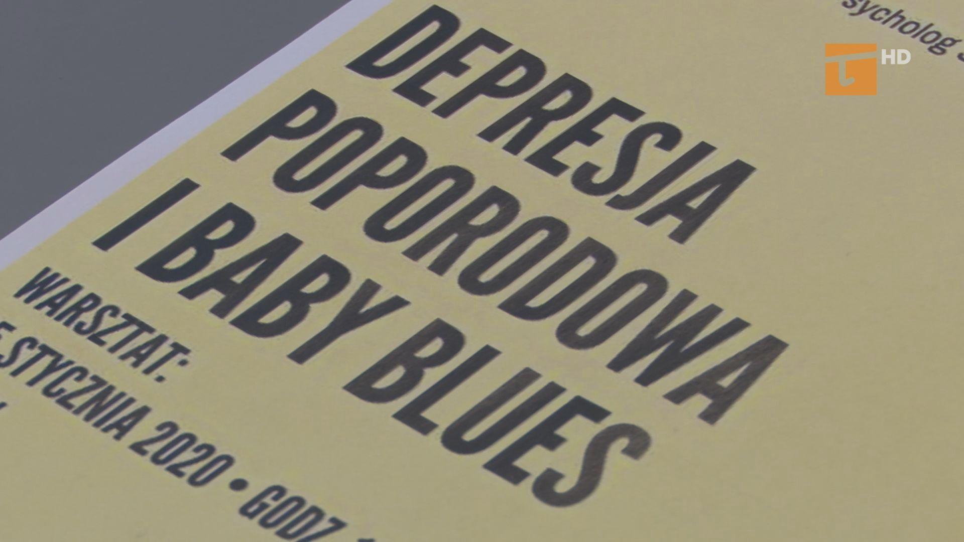 Warsztaty o depresji poporodowej