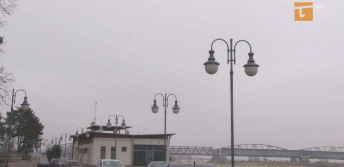 Do końca stycznia na bulwarze nadwiślańskim miasto wymieni kilkadziesiąt lamp na ledowe