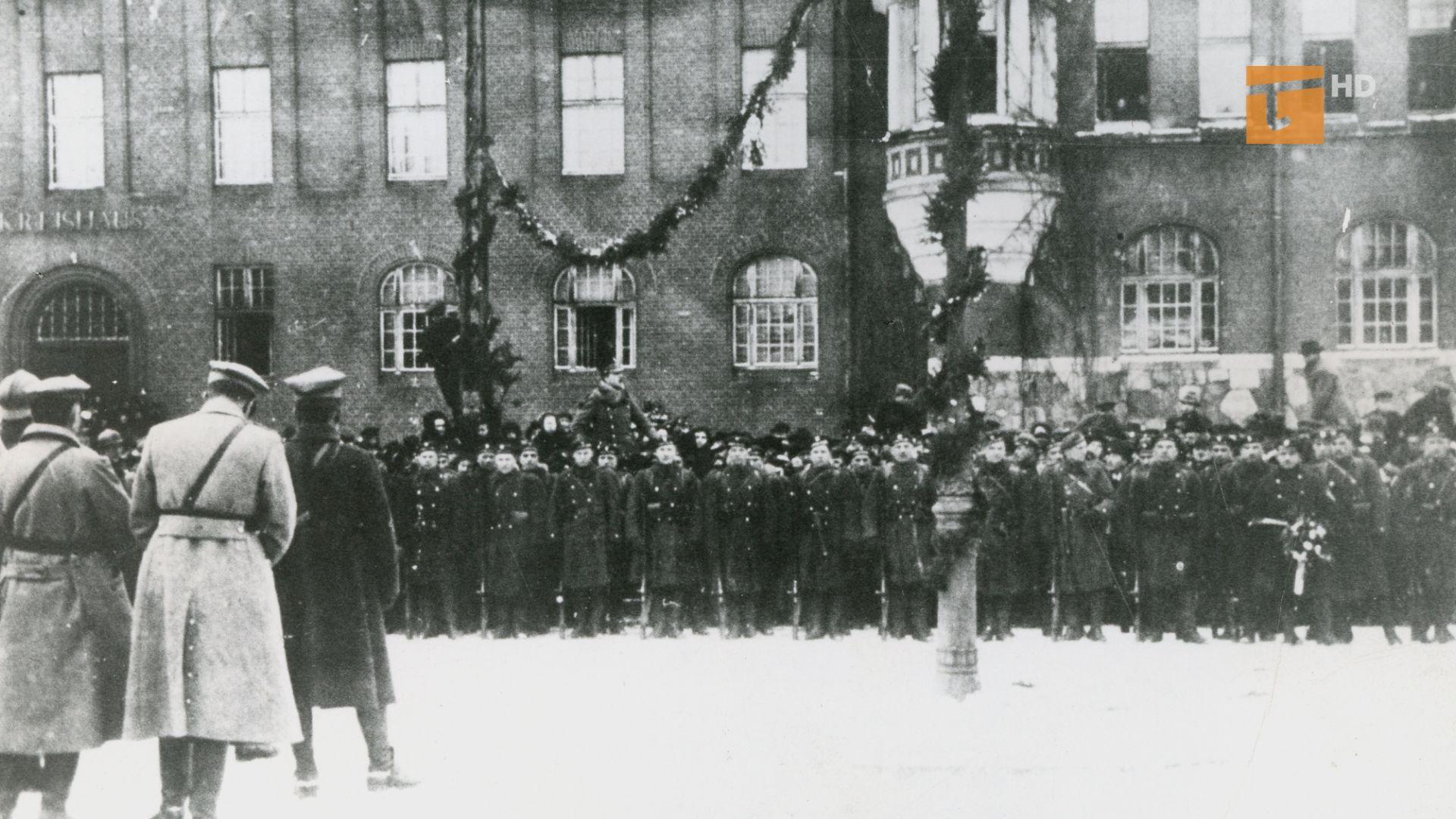 Sto lat temu Tczew wrócił do Polski