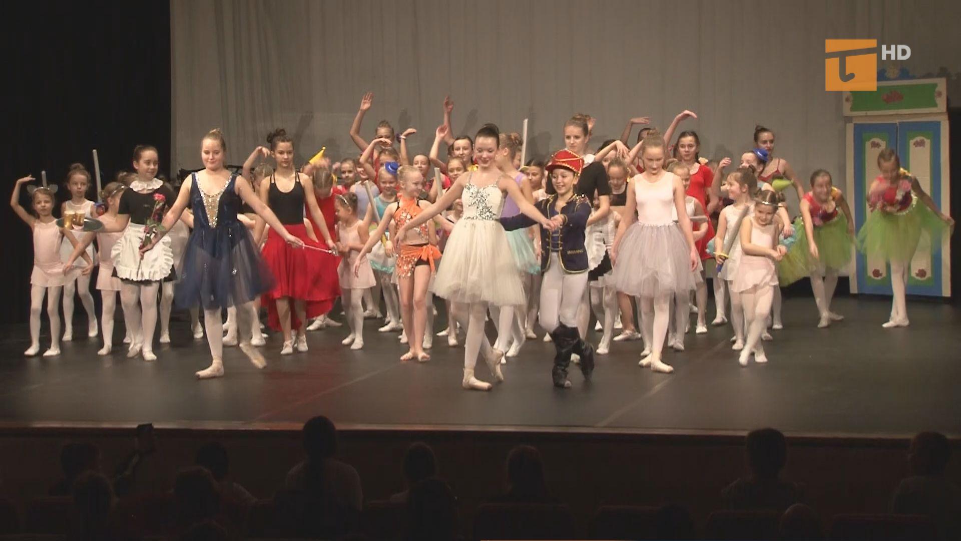 pokaz baletowy