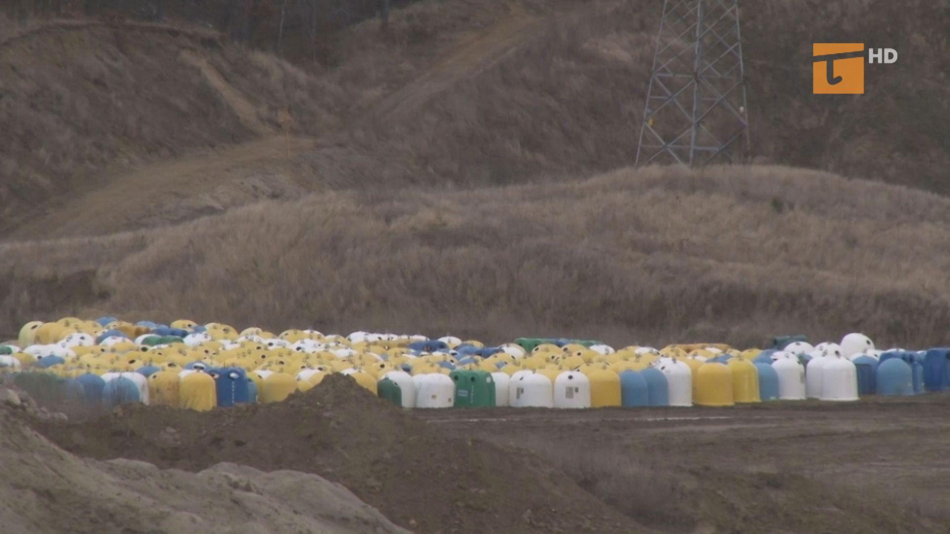 Wójt gminy Tczew rozważa utylizację śmietników