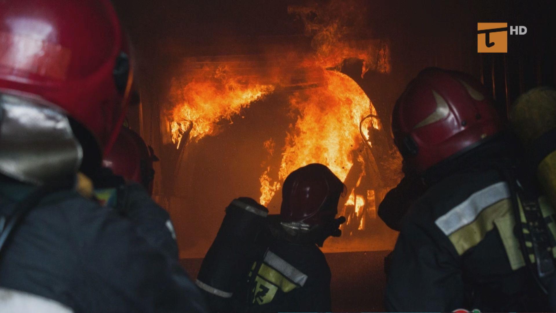 Komendanci powiatowej straży pożarnej podsumowali miniony rok