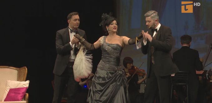 operetka wdówka