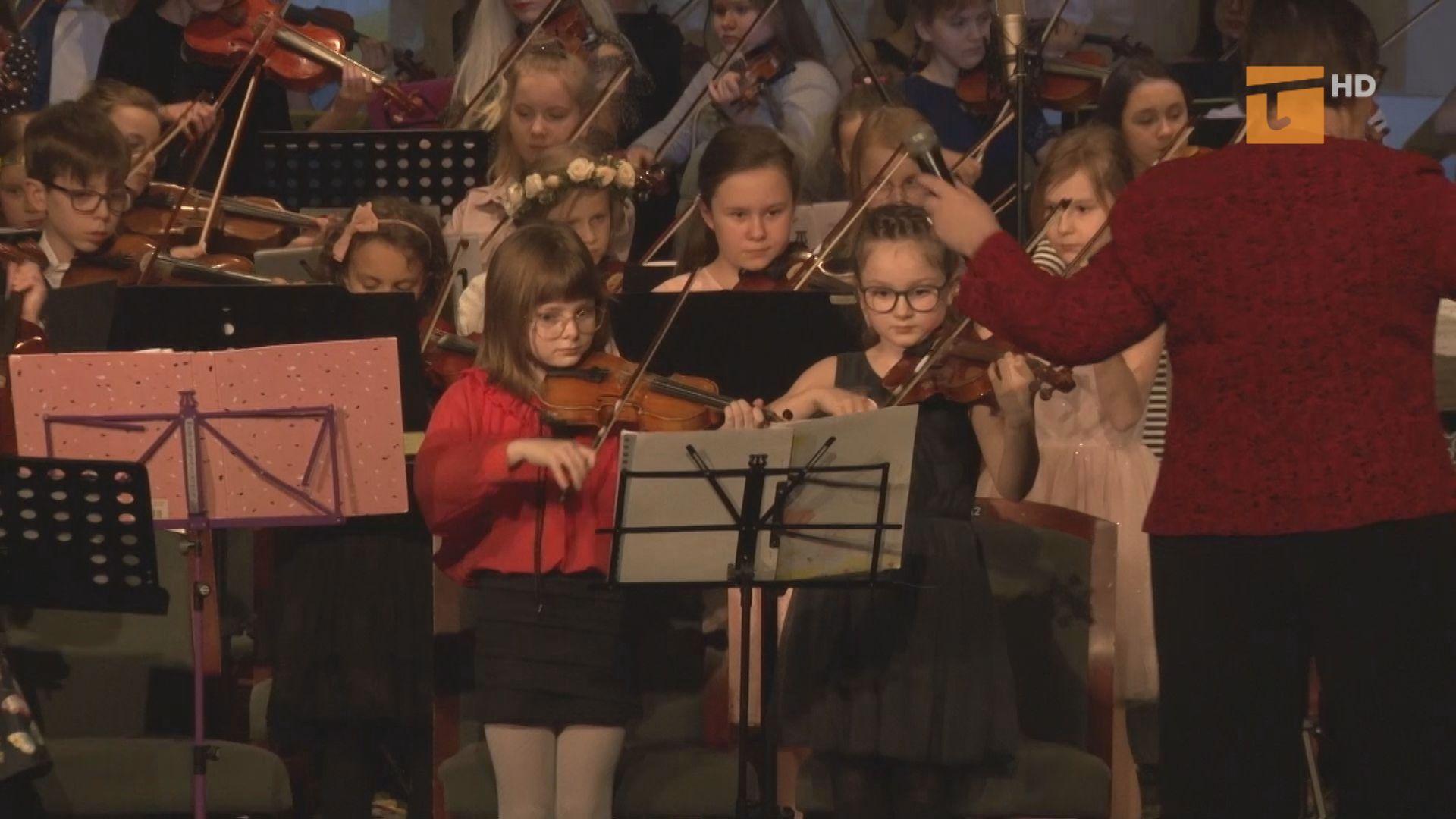 koncert skrzypcowy