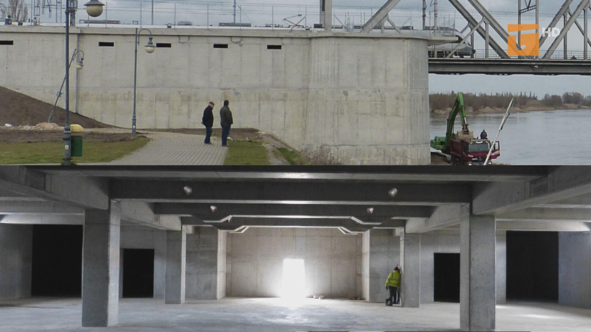 Skarb ukryty w podziemiach mostu