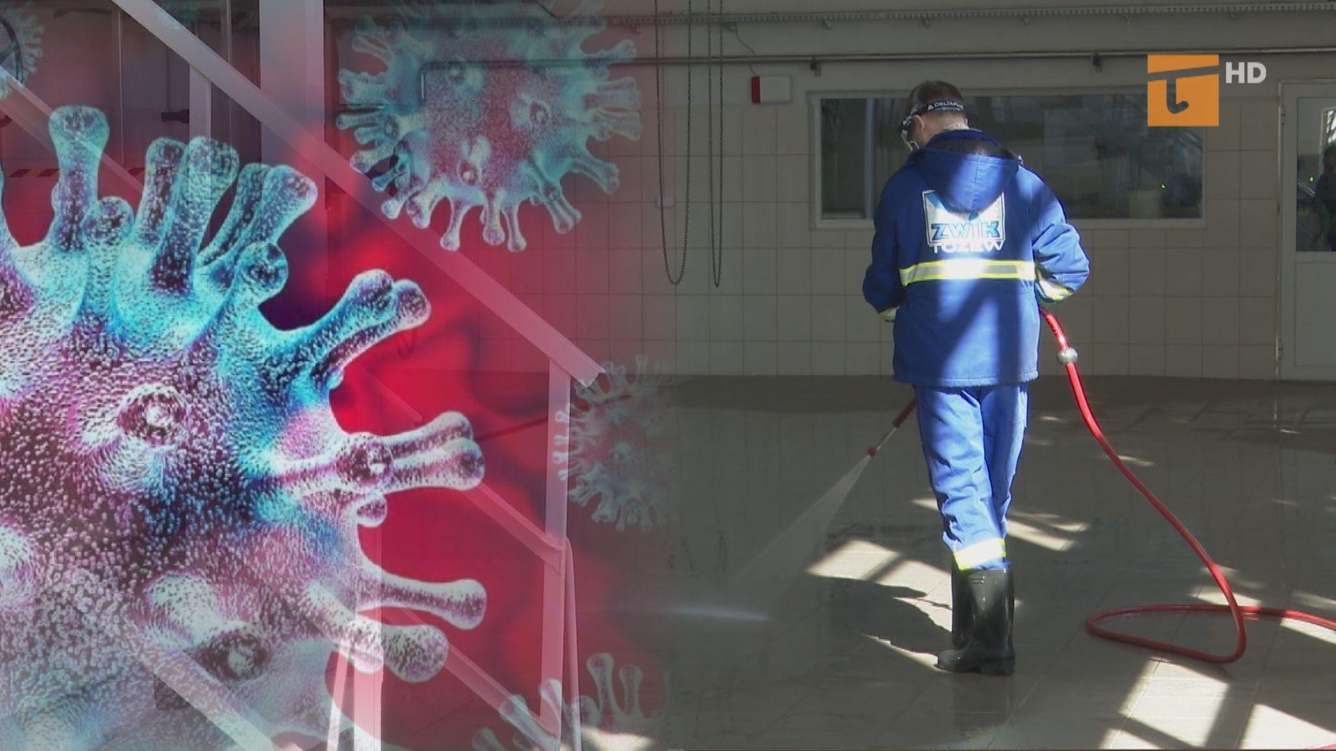 Mobilny zestaw ozonujący SPID zwalcza koronawirusa