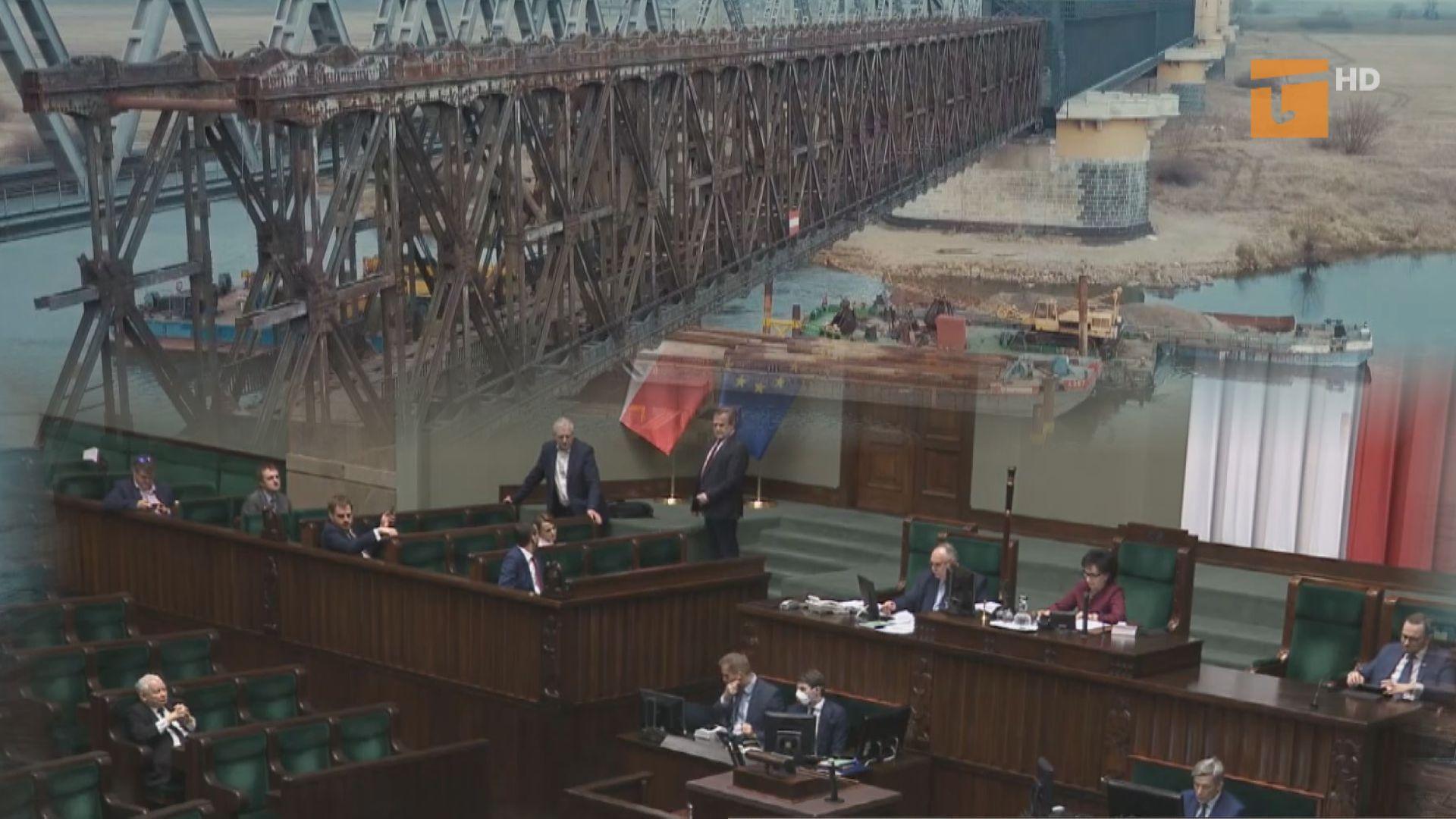 most poprawka odrzucona