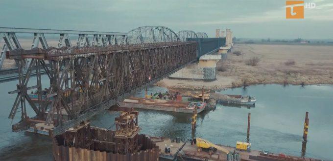 Koniec prac na Moście Tczewskim