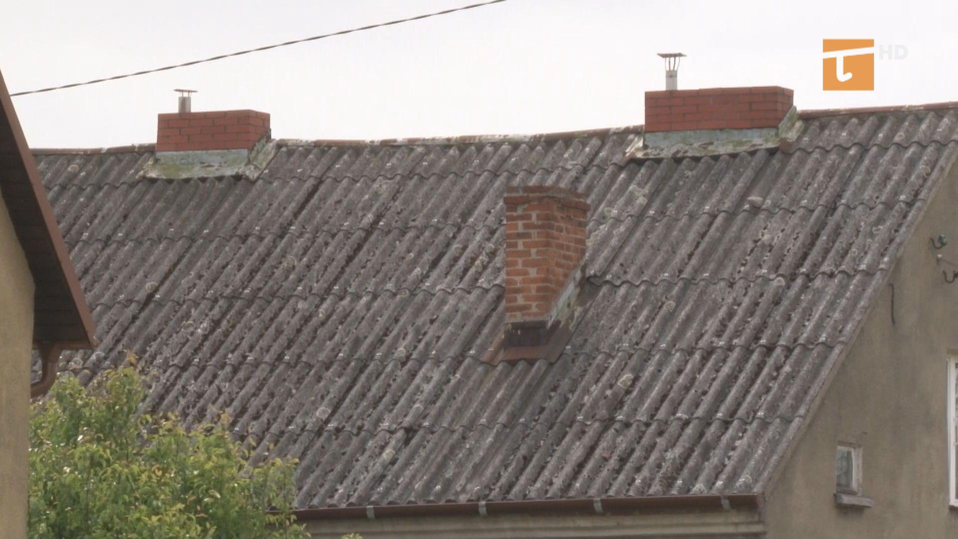 Tczewianie oraz wspólnoty mieszkaniowe mają kilka dni na złożenie wniosku o dotację na usunięcie azbestu