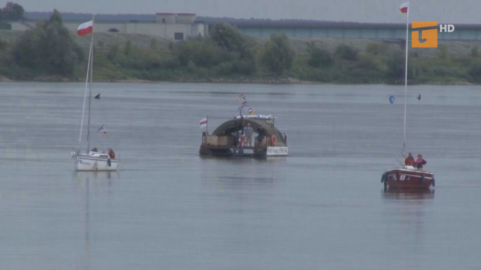 Poczta Wodna przypłynie do Tczewa