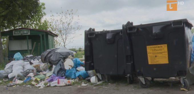 Kiedy działkowcy opanują śmieci