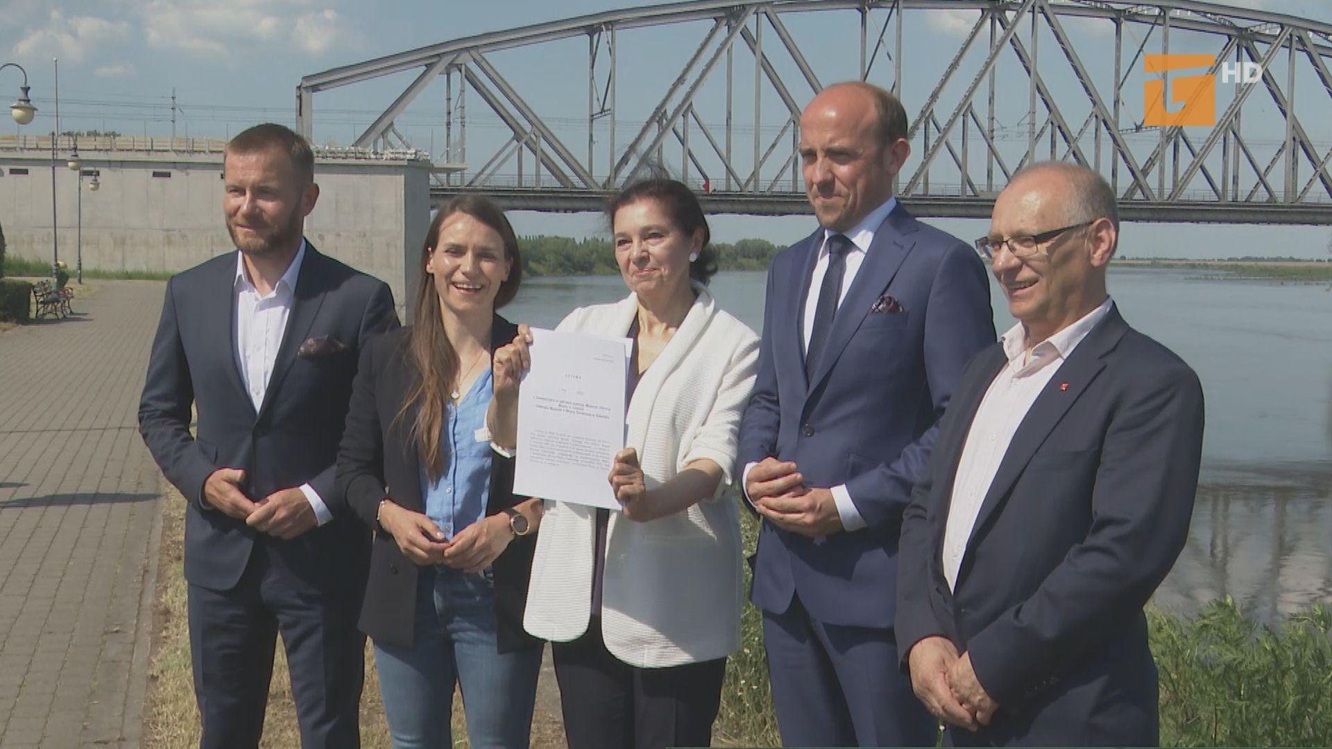 Powstał projekt specustawy o moście