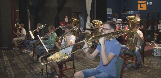 Harcerska Orkiestra Dęta bez wakacji