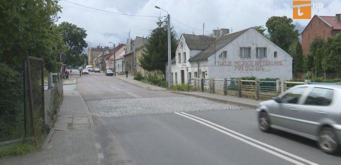 most Łąkowa