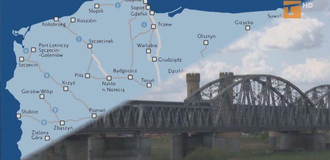Pod Tczewem powstanie nowy most na Wiśle