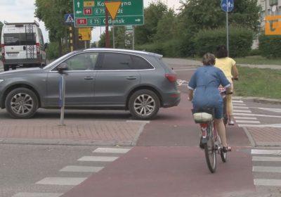 Kierowco ustąp pierwszeństwa rowerom