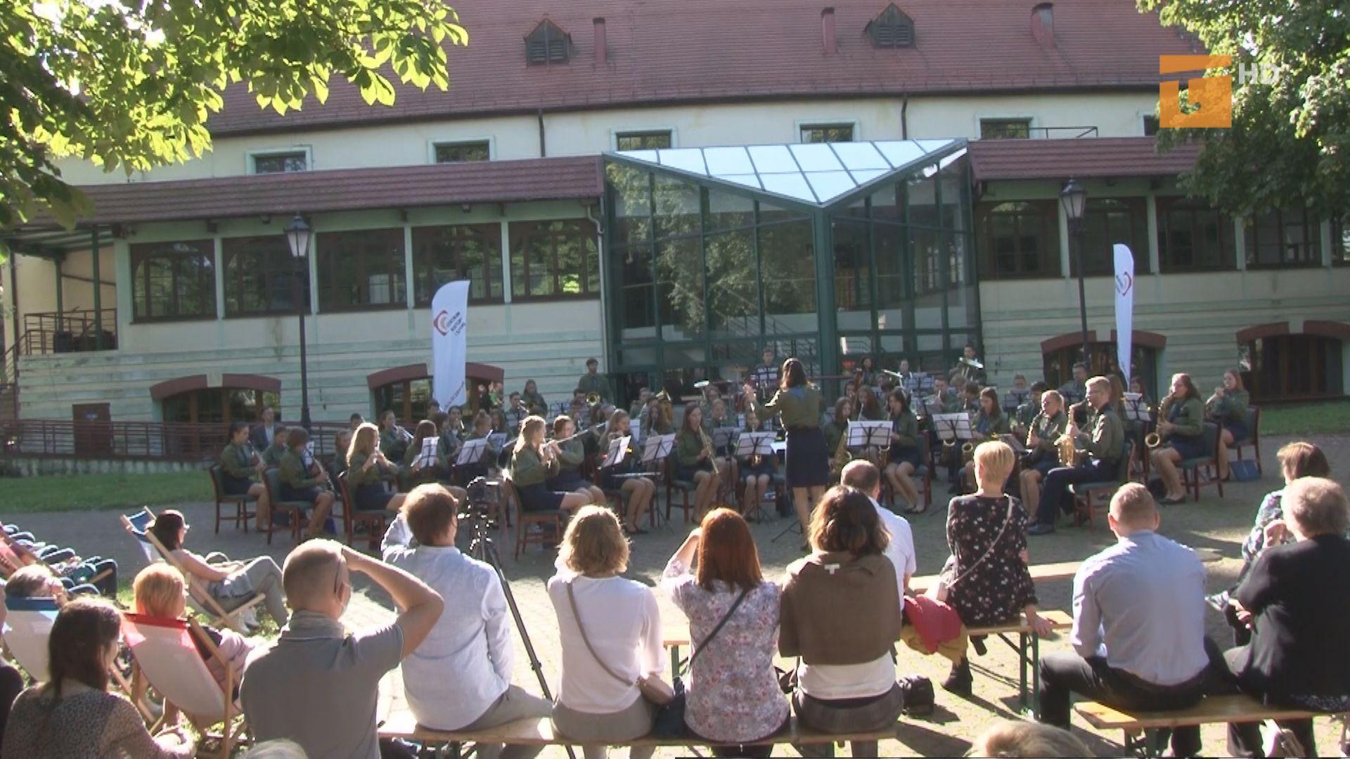 koncert HOD w parku