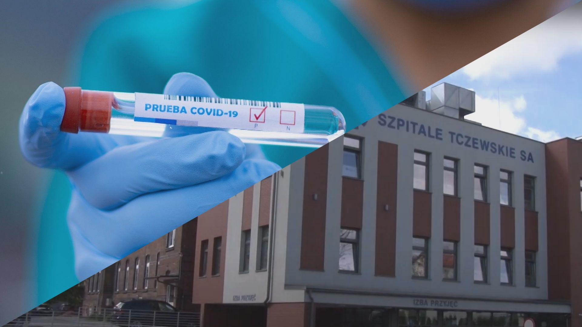 Koronawirus znów w Szpitalach Tczewskich