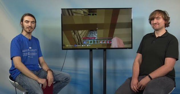 Minecraft podstawą warsztatów kreatywnych