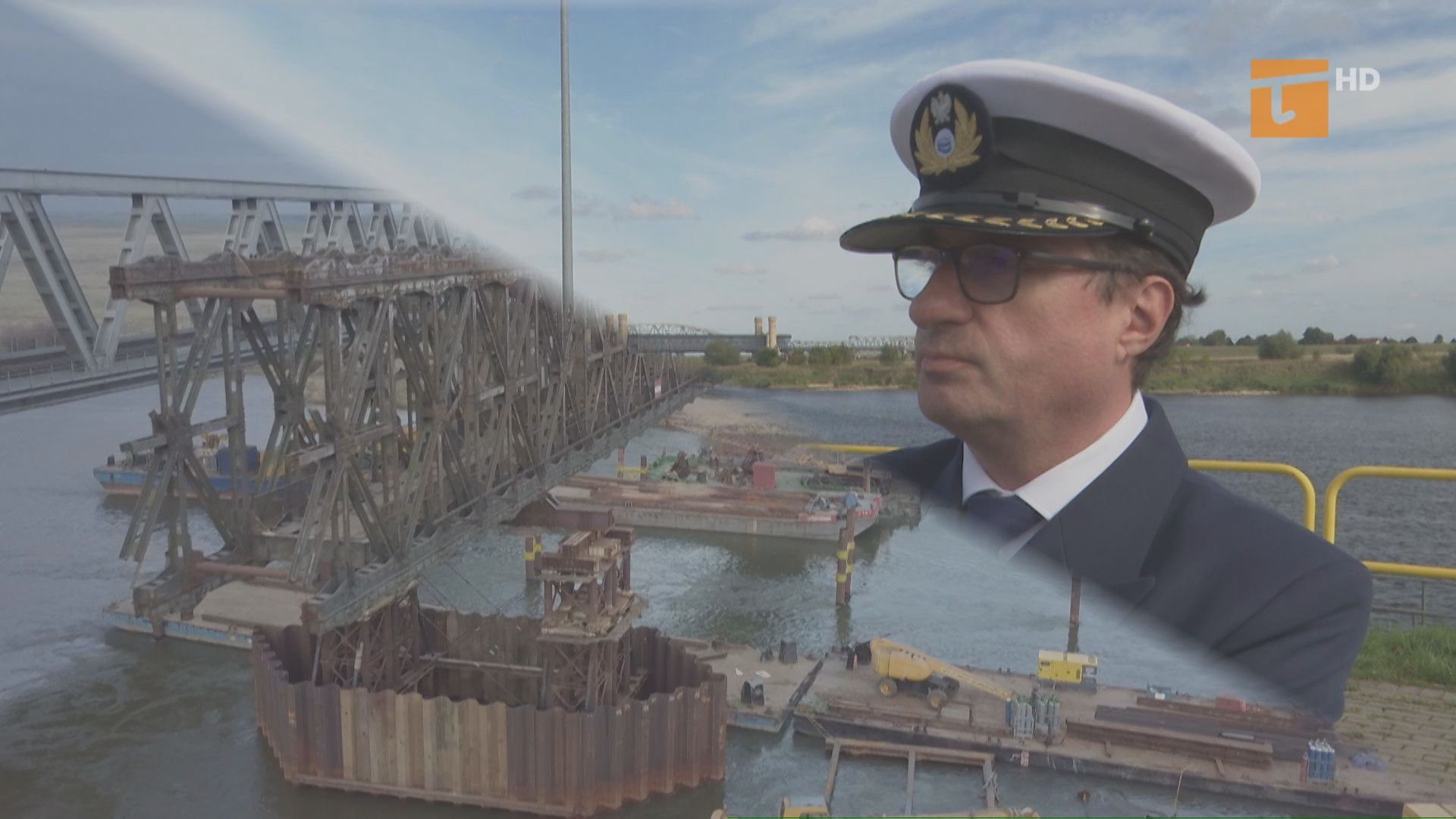 Mostom Tczewskim grozi katastrofa