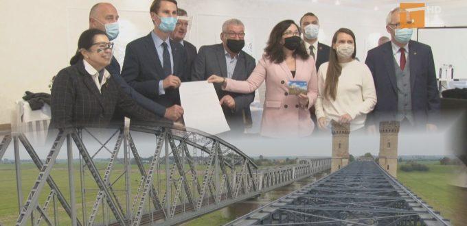 Most Tczewski połączył pomorskich posłów